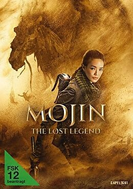 Mojin - The Lost Legend DVD