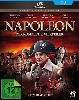 Napoleon (1-4) Blu-ray