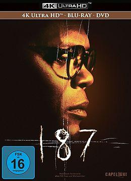 187 - Eine Tödliche Zahl (4k Uhd) Blu-ray UHD 4K
