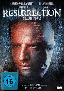 Resurrection - Die Auferstehung DVD