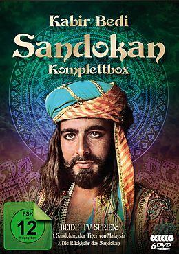Sandokan DVD