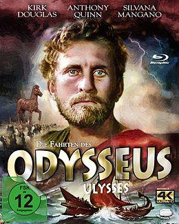 Die Fahrten Des Odysseus (ulysses) (blu-ray + Dvd) Blu-Ray Disc