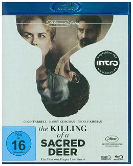 The Killing of a Sacred Deer Blu-ray