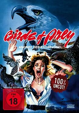 Birds of Prey - Angriff der Killervögel DVD