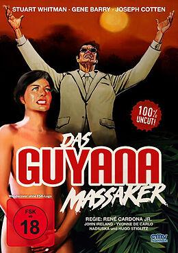 Das Guyana Massaker DVD