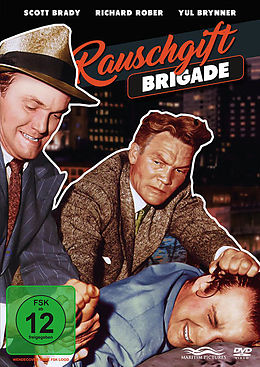Rauschgiftbrigade DVD