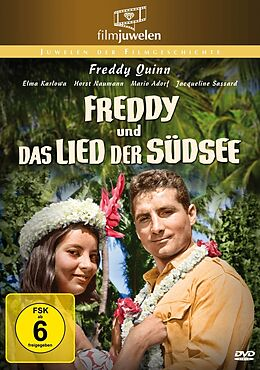 Freddy und das Lied der Südsee DVD