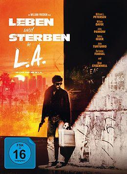Leben Und Sterben In L.a. - Ltd. Edition Blu-ray