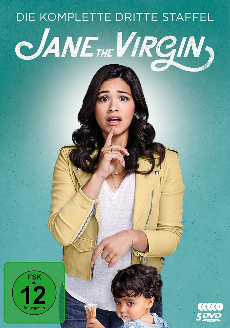 Jane The Virgin Staffel 4