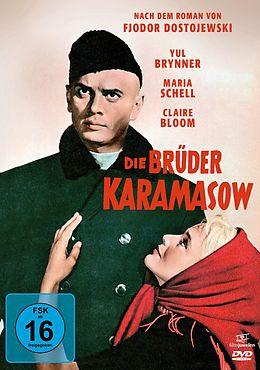 Die Brüder Karamasow DVD