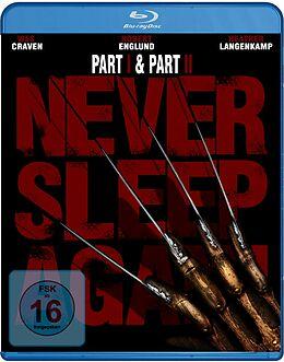 Never Sleep Again 1+2 - Special Edition Blu-ray