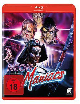 Neon Maniacs - Uncut Blu-ray