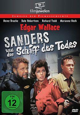 Sanders und das Schiff des Todes DVD