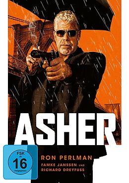Asher DVD