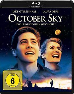 October Sky Blu-ray