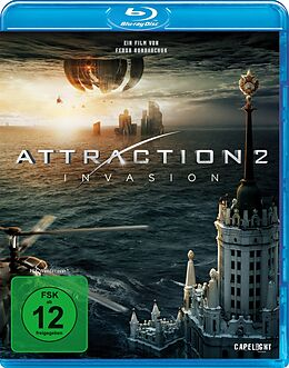 Attraction 2 - Invasion Blu-ray