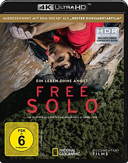 Free Solo (4K UHD) Blu-ray UHD 4K