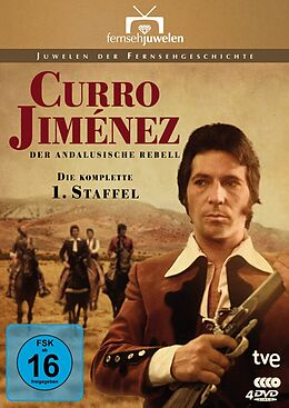 Curro Jimnez - Der andalusische Rebell - Staffel 1 DVD