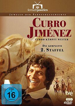 Curro Jimnez - Curro kämpft weiter - Staffel 2 DVD