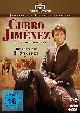 Curro Jimnez - Curro gibt nicht auf - Staffel 3 DVD