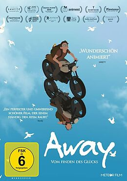 Away - Vom Finden des Glücks DVD