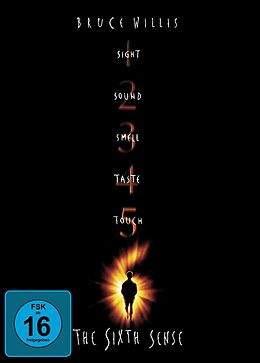 The Sixth Sense - Mediabook Blu-Ray Disc