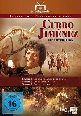 Curro Jimnez - Der andalusische Rebell - Komplettbox / Staffel 1-3 DVD