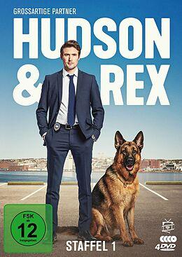 Hudson und Rex - Staffel 01 DVD