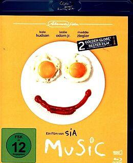Music Blu-ray