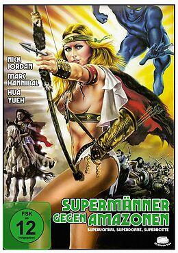 Supermänner gegen Amazonen DVD