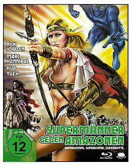 Supermänner Gegen Amazonen Blu-ray