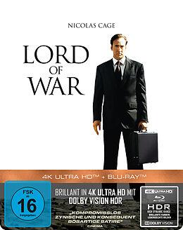 Lord of War-Händler des Todes Steelbook Blu-ray UHD 4K