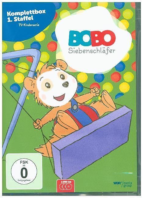 bobo siebenschläfer  komplettbox  staffel 1  dvd