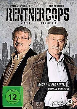Rentnercops - Jeder Tag zählt! - Staffel 01 DVD