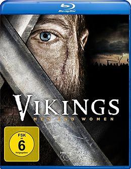 Vikings - Men And Women! Blu-ray