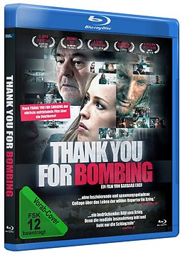 Thank You For Bombing Blu-ray