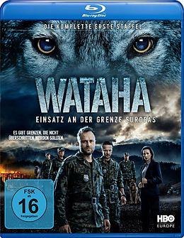 Wataha - Einsatz An Der Grenze Europas (1) Blu-ray