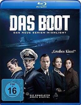 Das Boot - Staffel 1 - BR Blu-ray