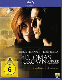 Die Thomas Crown Affäre Blu-ray