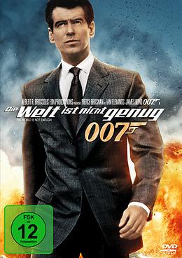 James Bond 007 - Die Welt ist nicht genug DVD