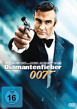 James Bond 007 - Diamantenfieber DVD