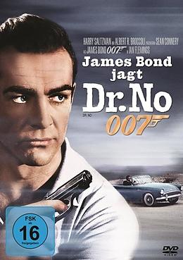 James Bond 007 - James Bond jagt Dr. No DVD