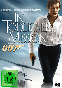 James Bond 007 - In tödlicher Mission DVD