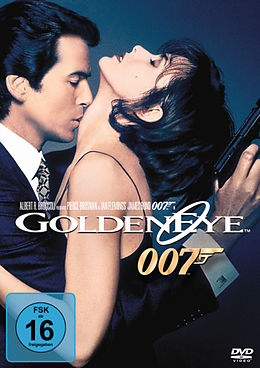 James Bond 007 - GoldenEye DVD