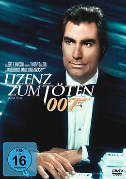 James Bond 007 - Lizenz zum Töten DVD