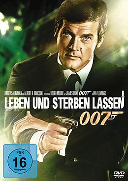 James Bond 007 - Leben und sterben lassen DVD