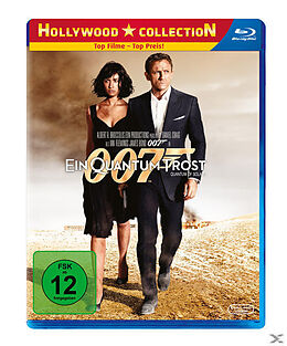 James Bond 007 - Ein Quantum Trost Blu-ray