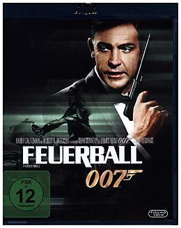 James Bond 007 - Feuerball Blu-ray