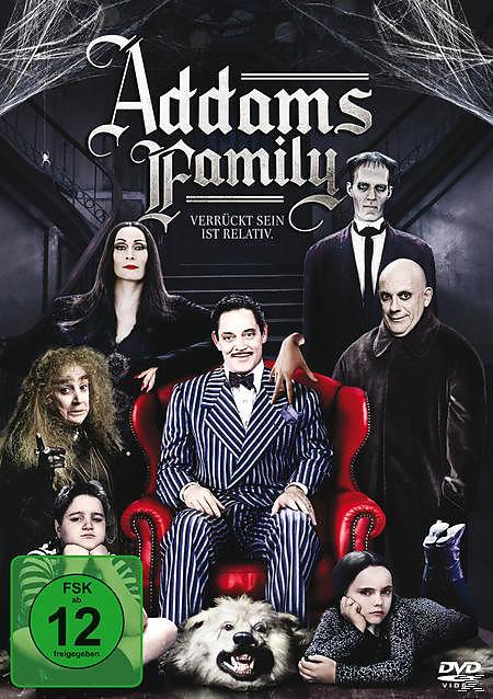 Die Addams Family Filmreihe