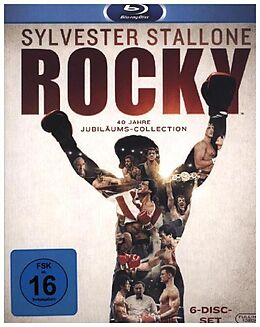 Rocky - The Complete Saga Blu-ray